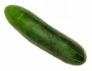 cucumber1: fresh whole cucumber
