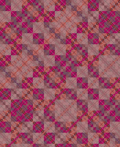 pink plaid tablecloth: abstract backgrounds, textures, patterns, geometric patterns, shapes and perspectives from altering and manipulating images