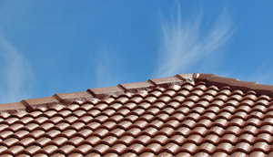 roof restoration8: cleaning and painting roof tiles for restoration