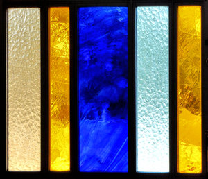 textured coloured glass5: textured stained glass windows