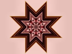 8 points in the pink: abstract background, textures, patterns, geometric patterns, shapes and perspectives from altering and manipulating images