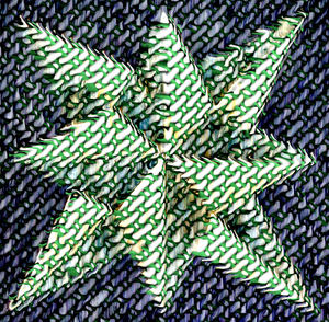 star weave2: abstract background, texture, patterns and perspectives