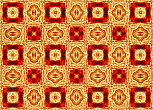 square mandala tiles2: abstract heart-shaped background, texture, patterns and perspectives