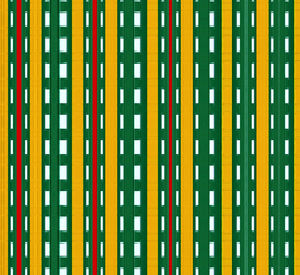 garden lattice screen1: abstract background of green and gold garden lattice screen