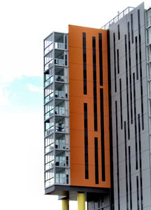unit accommodation3b: city high-rise accommodation