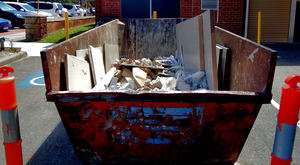 demolition container1: skip bin for demolition/renovation rubble