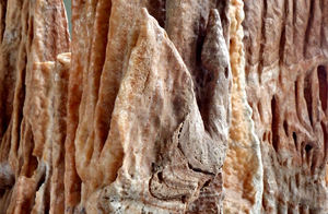 stalactite & stalagmite textr3: abstract stalactite & stalagmite surfaces & textures backgrounds