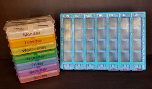 just a reminder2: pill box organisers