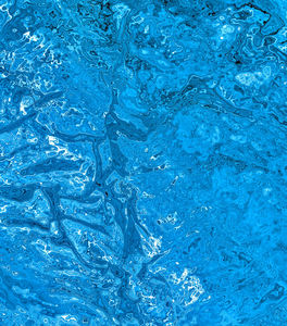 blue ice pack marbling.: abstract ice blue marbling background, texture, patterns and perspectives