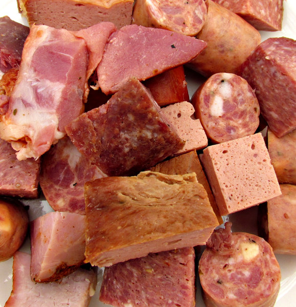 meat snacks: ready to eat bite-sized variety of meat pieces
