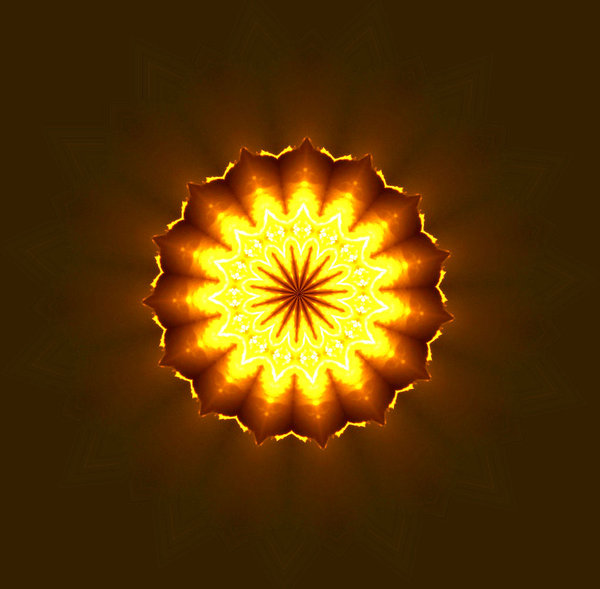 golden lamplight glow: abstract backgrounds, textures, patterns, geometric patterns, kaleidoscopic patterns, circles, shapes and perspectives from altering and manipulating image