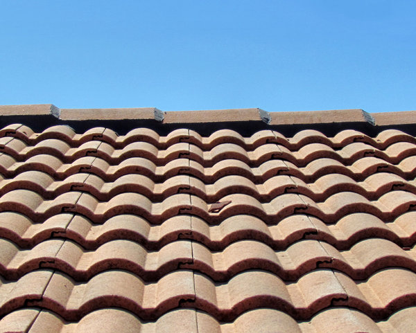 roof restoration5: cleaning and painting roof tiles for restoration