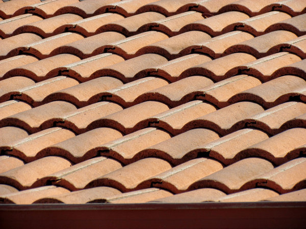 roof restoration6: cleaning and painting roof tiles for restoration