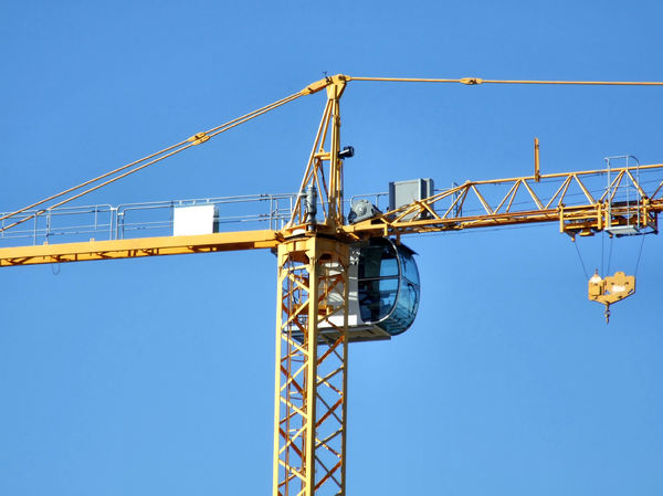 high craned3: high-rise construction crane