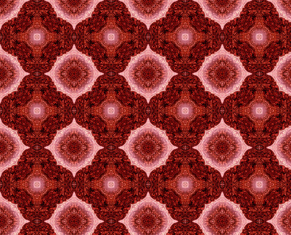 mystical red carpet: rich red abstract background, textures, patterns, geometric patterns, shapes and perspectives