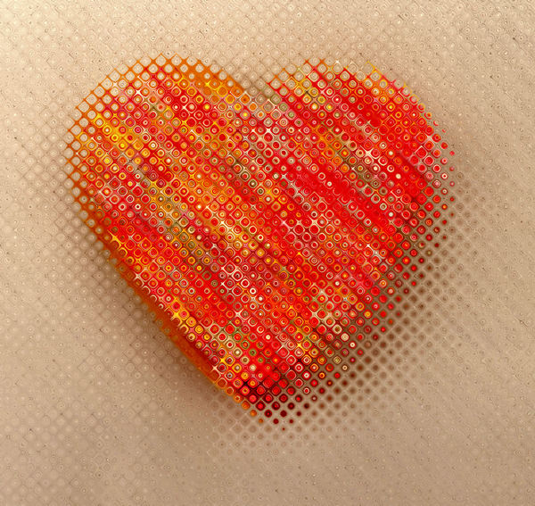 heartbreak1: abstract heart shaped background, textures, patterns, geometric patterns, shapes and perspectives