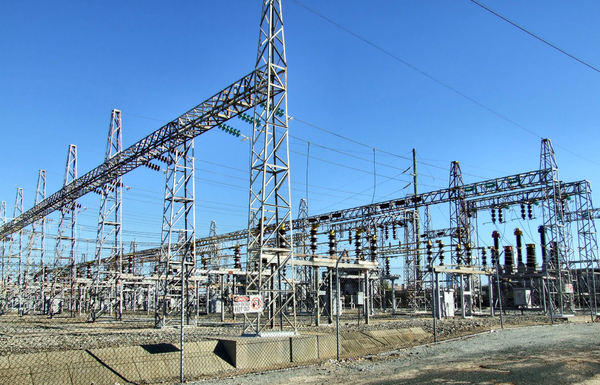 wired for power4: electricity power supply substation