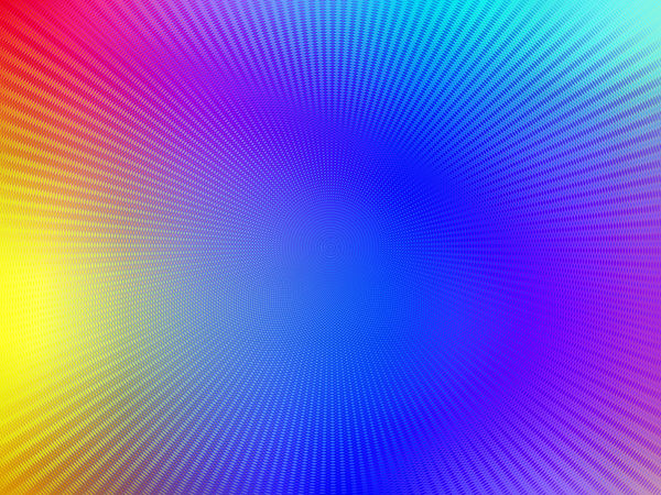 rainbow radial1: abstract background, texture, patterns and perspectives