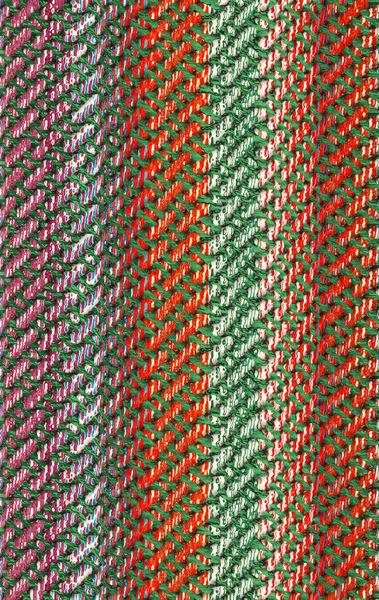 Christmas color weave6: abstract background, texture, patterns and perspectives