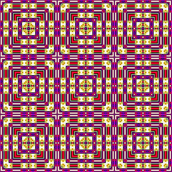 checkered red & gold2: abstract background, texture, patterns and perspectives