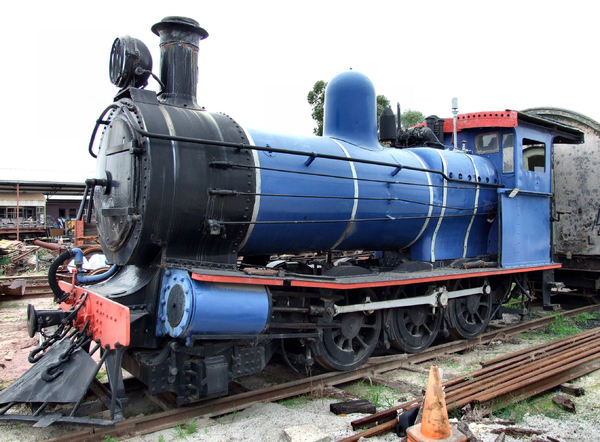 steam locomotives 1bc: restored steam locomotives rolling stock
