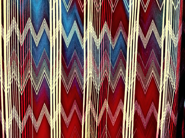 ethnic color stripes1: fabrics and textiles with ethnic textures and designs