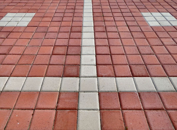 paving patterns10: pavement area with patterned surfaces