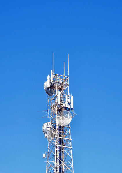 communications tower9: multi-system communication tower