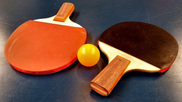 childrens indoor play centre28: indoor children's adventure play activities -  table tennis/ping pong