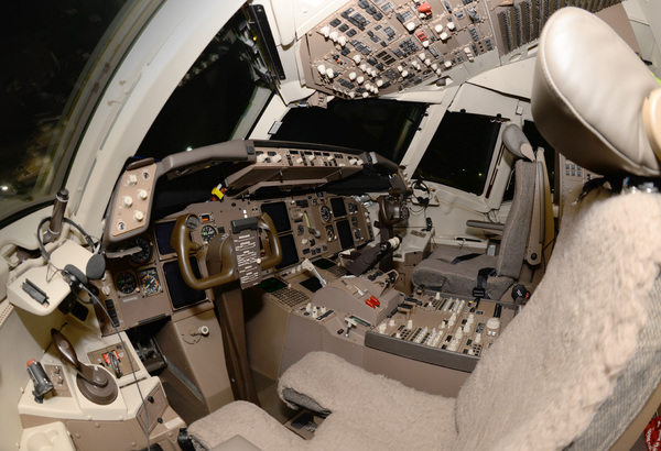 Cockpit: Airline Flight Deck