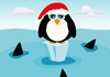 Santa's Penguin: no description