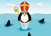 Sinterklaas Penguin: no description