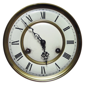 Oma's Old Clock: Visit http://www.vierdrie.nl