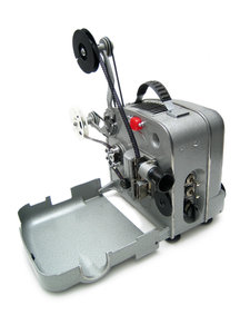 Old MovieProjector: Visit http://www.vierdrie.nl