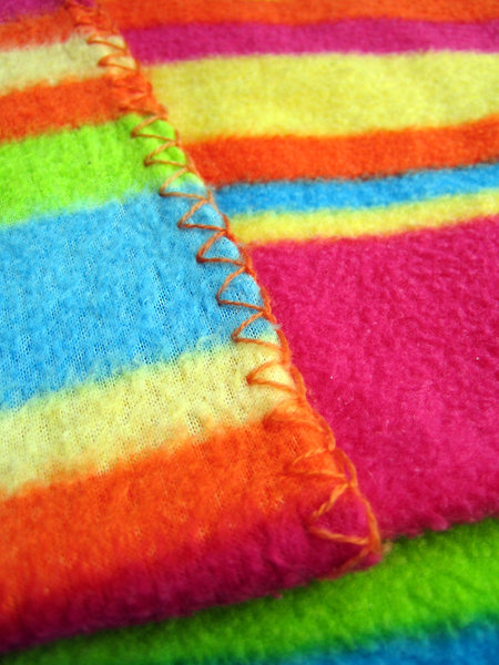 Colored Blanket: Visit http://www.vierdrie.nl