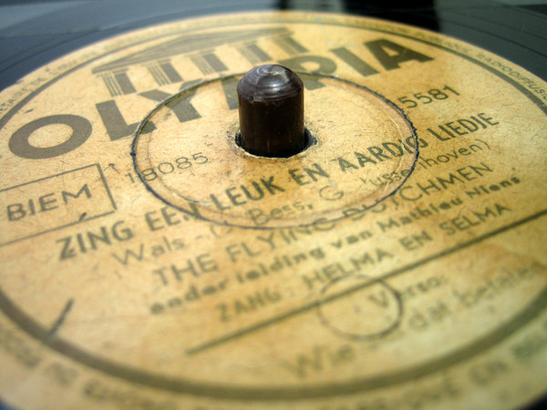 Old recordlabel: Visit http://www.vierdrie.nl