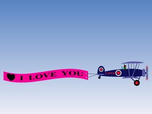 Air Amour 2: Love is in the air - literally!