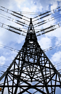 Power Tower 3: An electricity pylon.
