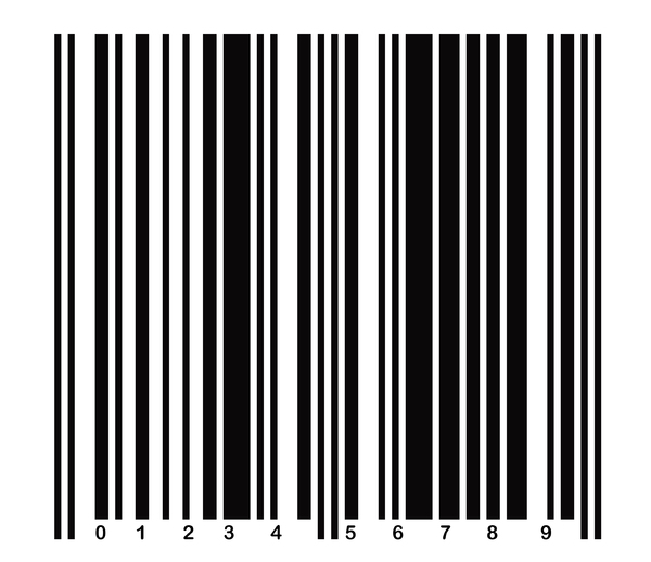 Bar Code 5: A basic bar code graphic.