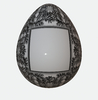 Ornate Easter Egg 1: A patterned 3d easter egg with a blank panel for your message, photo or decoration. You may prefer this:  http://www.rgbstock.com/photo/nTqHBf0/Glass+Egg+-+Floral+1  or this:  http://www.rgbstock.com/photo/2dyXmUa/Easter+Egg+3