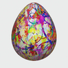 Decorated Egg 9: A unique very high resolution decorated glossy egg. You may prefer:  http://www.rgbstock.com/photo/nJa1SQE/Egg+2  or:  http://www.rgbstock.com/photo/o0DelFm/Golden+Easter+Egg+1