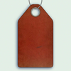 Blank Tag 1: A blank tag in brown and black on a white background, with a metallic hole and loop. You may prefer:  http://www.rgbstock.com/photo/nTvqWYw/Tag+7  or:  http://www.rgbstock.com/photo/nTvqYCM/Tag+6+Christmas
