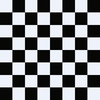 Black and White Checks 5: A geometric background of black and white checks. You may prefer:  http://www.rgbstock.com/searchgallery/xymonau/checks/2  or:  http://www.rgbstock.com/photo/nYyMnNk/Grunge+Tiles+2
