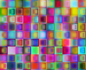 Squares 9: Square patterns in bright pastel colours. Great texture or background. Nice scrapbooking element.