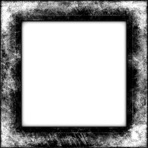 Collage Frame 3: A square 3d frame with a grunge design. You may prefer this: http://www.rgbstock.com/photo/nO1JZIa/Distressed+Floral+Frame  or this:  http://www.rgbstock.com/photo/nP5QOo2/Grungy+Black+Frame+6