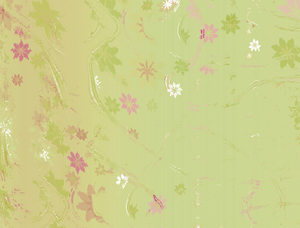 Spring Grunge: A grungy very high resolution image in springtime colours. Could be a background, texture, fill, cloth, etc.