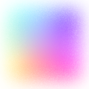 Frosty 3: A frosted background, border or frame in pastel rainbow colours.