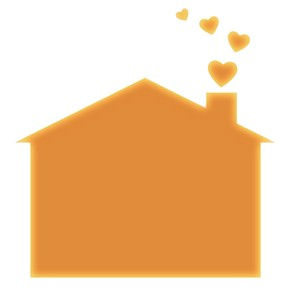 Happy Home 2: A pictogram of a house with love heart shaped smoke coming out of the chimney. You may prefer:  http://www.rgbstock.com/photo/dKTsxE/Home+is+Where+the+Heart+Is  or:  http://www.rgbstock.com/photo/2dyWqc5/House+1  or:  http://www.rgbstock.com/photo/dKTxor/