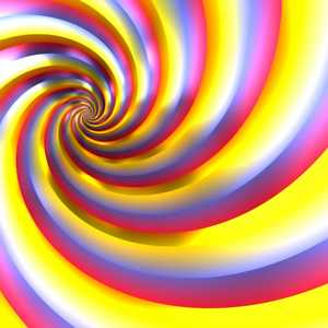 Wild Spiral 1: Attention-grabbing vivid colours in a spiral. You may prefer:  http://www.rgbstock.com/photo/mM8g9fS/Colourful+Spiral  or:  http://www.rgbstock.com/photo/n2qZcIe/Grungy+Retro+Burst+2