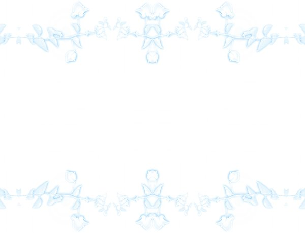 Pale Blue Border: Delicate floral border. Suitable for wedding invitations, baby showers, Mother's Day decorations, condolences. No redistribution of my images is allowed.